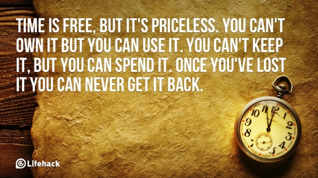 time-is-free-but-it-is-priceless